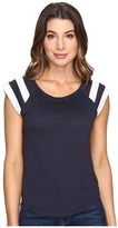 Splendid Sporty Muscle Tee