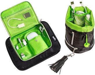 Honey-Can-Do Tech and Phone Accessories Organizer Set