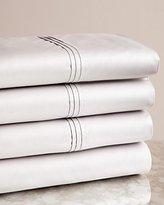 Barbara Barry Pintuck Sateen 500T Queen Pillowcases Quartz