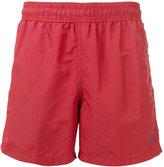 Polo Ralph Lauren logo embroidered swim shorts - men - Nylon/Polyester - L