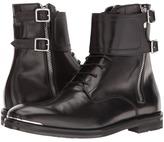 Alexander McQueen Buckle Ankle Boot Men's Boots