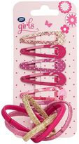 Boots kids click clack and ponyband pink