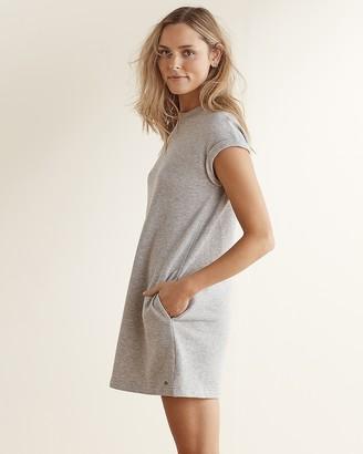 Express Upwest Wear Everywhere Sweatshirt Dress