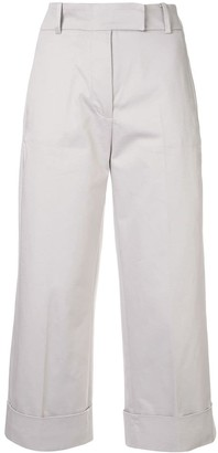 Silvia Tcherassi Beatrice cropped trousers