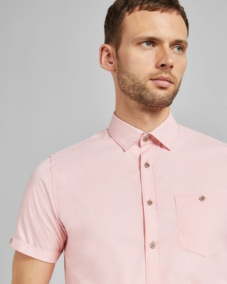Ted Baker Fine Stripe Cotton Shirt
