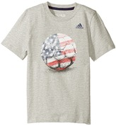 adidas Kids - USA Tee Boy's T Shirt
