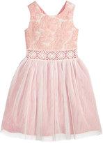 Blush by Us Angels Brocade Dress, Big Girls (7-16)