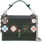 Fendi Embellished Kan I Shoulder Bag