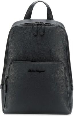 Salvatore Ferragamo compact backpack