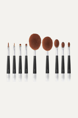 Artis Brush Fluenta 9 Brush Set - Black