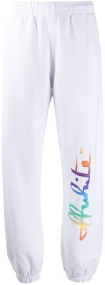 Off-White Rainbow Offwhite Sweatpants
