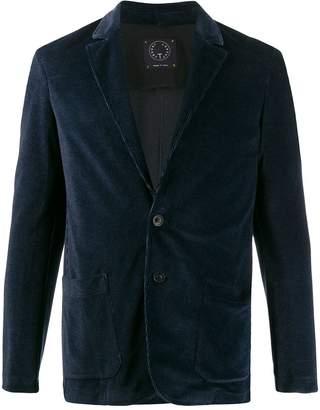 Tonello corduroy fitted blazer