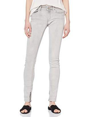 Replay Women's Luz Ankle Zip Skinny Jeans