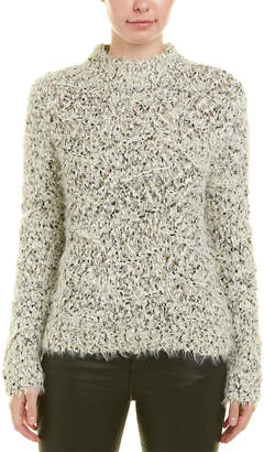 Endless Rose Speckled Lurex Sweater