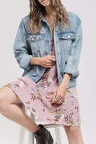 Blu Pepper Embroidered Denim Jacket