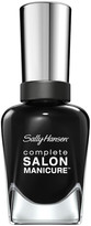Sally Hansen Complete Salon Manicure Nail Colour - Hooked on Onyx 14.7ml