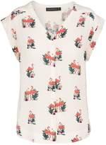 Sugarhill Boutique Flamingo Shirt Top