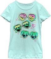 Fifth Sun Mint Sunglasses Tee - Toddler & Girls