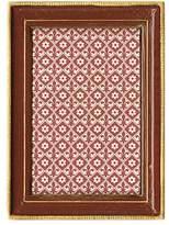 Cavallini Florentine Frame Ravenna, 5-Inch by 7-Inch