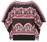 Valentino Knitted acquard top