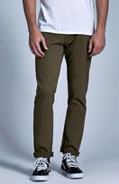 Brixton Reserve Tan 5-Pocket Pants