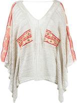Cecilia Prado knitted kaftan