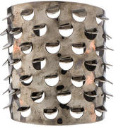Alexis Bittar Large Scaled Cuff Bracelet