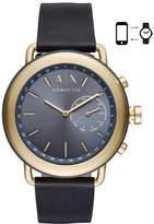 Armani Exchange Connected Watch matt/blau