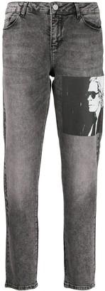 Karl Lagerfeld Paris Legend straight jeans