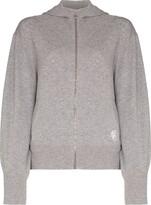 Chloé Cashmere logo hoodie