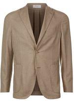 Boglioli Deconstructed Wool Blend Blazer