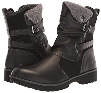 Evans JBU Weather-Ready (Black) Women's Cold Weather Boots