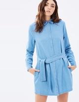 The Fifth Label Blue Eyes Shirt Dress