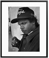 Sonic Editions Easy-E, Compton (Framed)