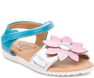 OLIVIA MILLER Sunshine of Mine Toddler Girls' Sandals