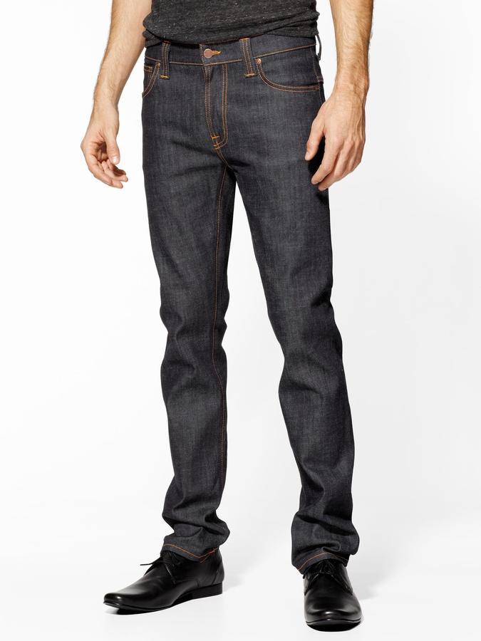 Nudie Jeans THIN FINN - Slim Jeans