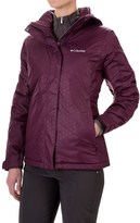Columbia Gotcha Groovin' Insulated Jacket (For Women)