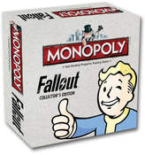 Board Games Fallout Monopoly