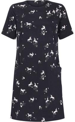 Yumi Mystical Pocket Dress