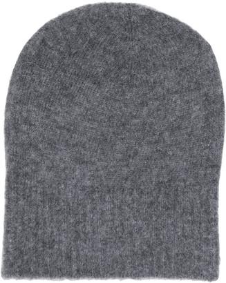 Agnona Knitted Beanie Hat