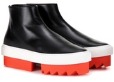 Givenchy Platform leather sneakers
