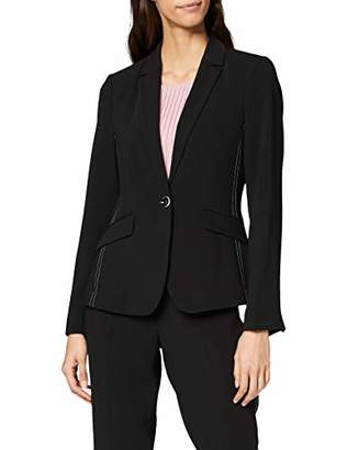 S'Oliver BLACK LABEL Women's 11.001.54.4397 Suit Jacket,14 (Size: )