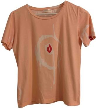 Stine Goya Orange Cotton Tops
