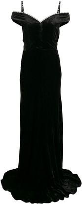 Maria Lucia Hohan Ayla embellished maxi dress