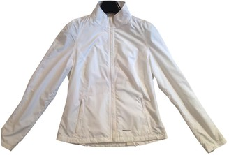 Porsche Design White Jacket for Women