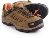 Hi-Tec Bandera Low Hiking Shoes - Waterproof, Suede (For Women)