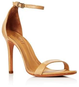 Schutz Women's Cadey Lee Ankle Strap High-Heel Sandals