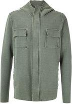 OSKLEN pockets jacket - men - Cotton/Polyester - G
