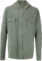 OSKLEN pockets jacket - men - Cotton/Polyester - GG
