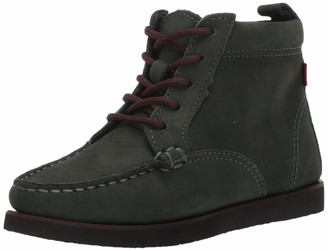 Marc Joseph New York Unisex-Kid's Leather Made in Brazil Lightweight Chukka Ankle Boot